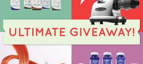 Health Plus Lifestyle March and April Big $800 Health Giveaway