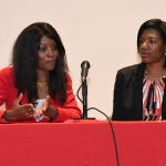 Dee Doanes Spelman Heart Health Brunch Panel