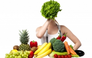 Eat Raw Veggies for Good Health