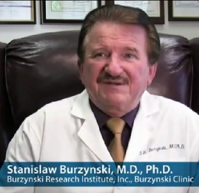 Dr. Burzynski Natural Cancer Treatments