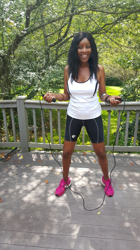 Health Awareness Week Health Plus Lifestyle Jump Rope Workout