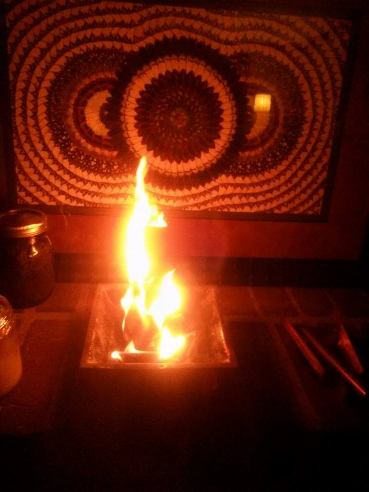 Agnihotra Meditation for Healing the Atmosphere